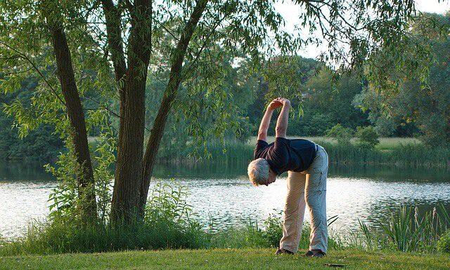 ćwiczenia w terenie na świeżym powietrzu