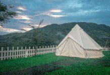 Co zabrać pod namiot?