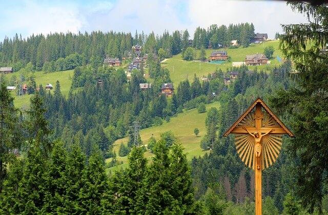 górskie atrakcje w Zakopanem