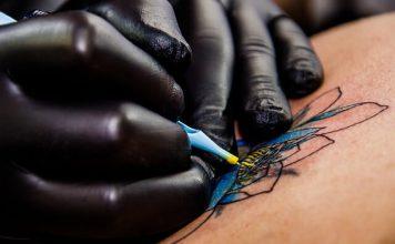 wybór wzoru tatuażu