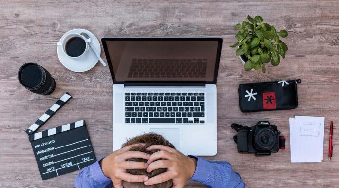 zawroty głowy podczas pracy przy komputerze