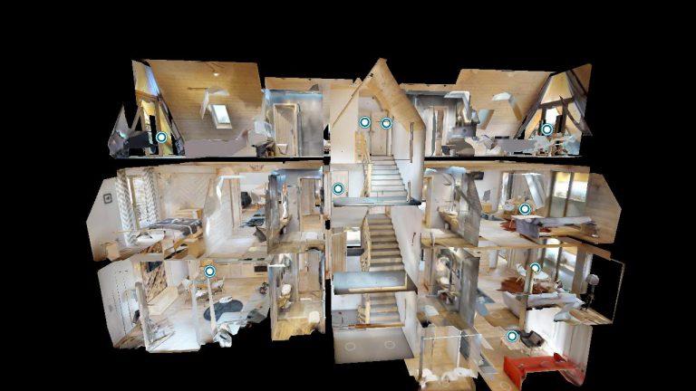 Wirtualny spacer 3D w obiektach turystycznych