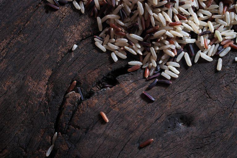 Czarny ryż i jego właściwości